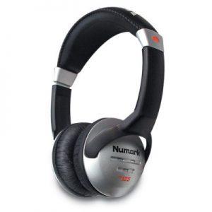 NUMARK HF125 PRO STEREO HEADPHONES, DJ, STUDIO & PERSONAL USE