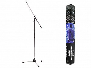 MA409 Microphone Stand Mic Stand Chrome Finish