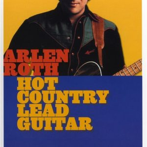 ARLEN ROTH HOT COUNTRY LEAD GUITAR HOT LICKS DVD HOT561 LEARN TO PLAY TUTORIAL