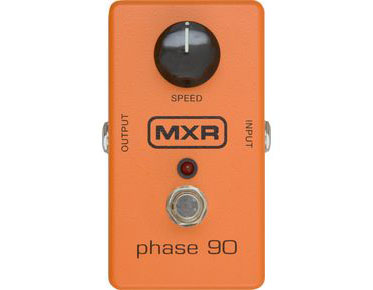 MXR PHASE 90 PHASER ELECTRIC FX PEDAL PHASE SHIFTER MXR101