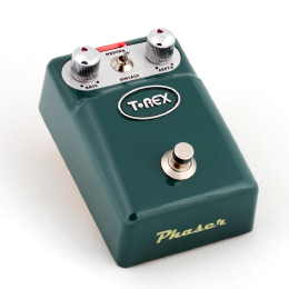T-REX TONEBUG PHASER FX PEDAL for ELECTRIC GUITAR