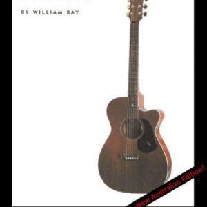 GUITAR CHORD FINDER BOOK WILLIAM BAY AUSTRALIAN EDITION HANDY SIZE