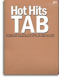 HOT HITS GUITAR TAB SONG BOOK  20 HIT SONGS