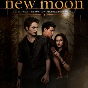 NEW MOON TWILIGHT SONG BOOK PIANO VOCAL GUITAR