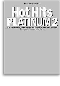 HOT HITS PLATINUM 2 PVG SONG BOOK 15 HITS BRITNEY CHRISTINA DELTA KYLIE