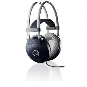 AKG K77 HI FI PRO STEREO HEADPHONES, DJ, STUDIO & PERSONAL IPOD BRAND NEW