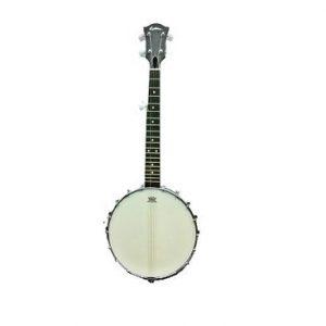 Martinez MBJ-10TR-NST Small Scale 5-String Banjo Guitar + 3 Year Warranty