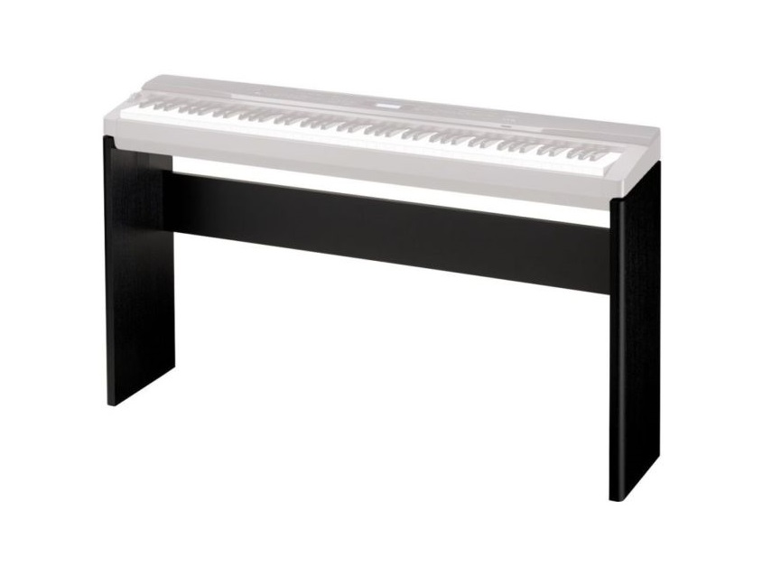 CASIO CS67BK Black Timber Stand to suit most Portable Privia Digital Pianos