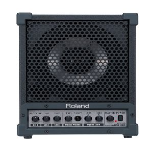 "ROLAND CM30 30 WATT PORTABLE MONITOR AMP AMPLIFIER 6.5"" SPEAKER + FX + WARRANTY"