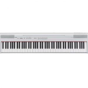 Yamaha P105WH White Digital Piano