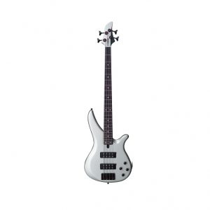 Yamaha RBX374 4-String Electric Bass Guitar Silver