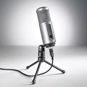 Audio Technica ATR2500 Mic USB Recording Microphone