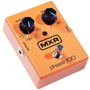 MXR107 MXR PHASE 100 PHASER ELECTRIC GUITAR EFFECTS FX PEDAL JIM DUNLOP