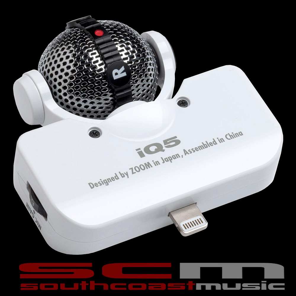Zoom iQ5 SPECIAL OFFER ON WHITE MODELS - WHILE STOCKS LAST! FREE P+H!