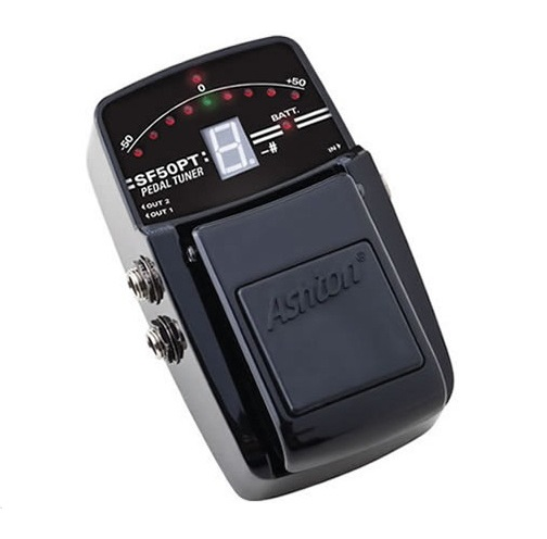 ASHTON SP50FT TUNER PEDAL