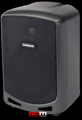 Samson Xp360 Portable Pa System Bluetooth And Bonus Microphone & Cable