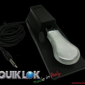 quicklok sustain pedal