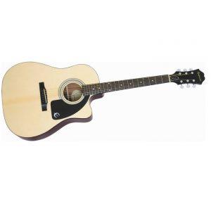aj100ce Epiphone Acoustic Electric Guitar