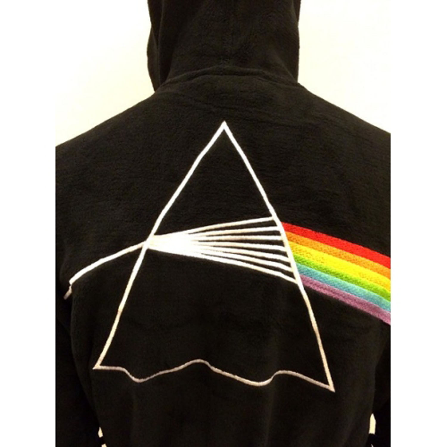 Pink Floyd Fleece Bathrobe Suitable for Bath Robe or Gown Premium Quality New