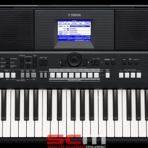 Yamaha Arranger Workstation PSR-S550B Keyboard