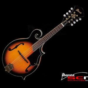 ibanez mf520 mandolin sunburst