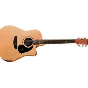 maton em325c acoustic electric guitar