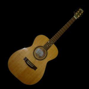 maton billy thorpe custom shop 48 acoustic guitar
