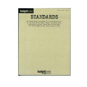 budget books standards
