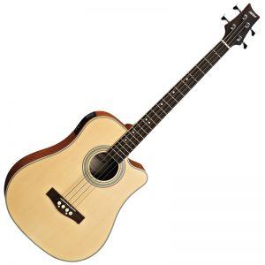 ashton ACB100CEQNTM acoustic bass guitar
