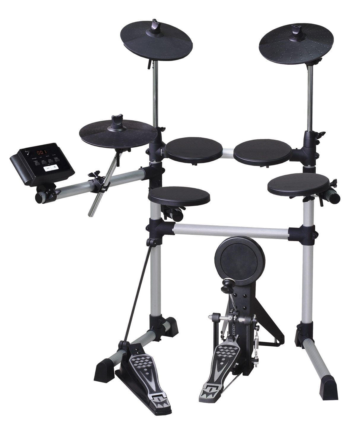 CB700 ELECTRONIC DIGITAL DRUM KIT BRAND NEW DRUMKIT with DRUM STICKS + WARRANTY