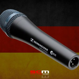 Sennheiser e935 Cardioid Dynamic Microphone for Live Vocals