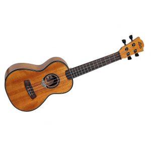 lag u77c concert ukulele