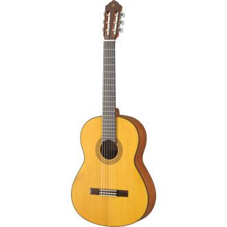 Yamaha CG122MS Matte Finish Spruce Top Classical Nylon String Guitar