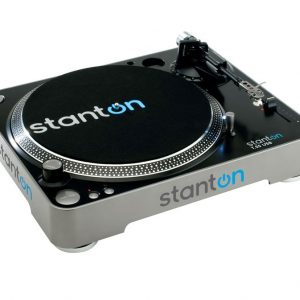 Stanton T55 USB Turntable Belt Drive T55USB Turntables