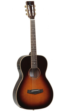 Tanglewood Parlor Wrp73 Vse Reserve Model Acoustic Guitar
