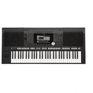 Yamaha PSRS970 Arranger Workstation Keyboard with Vocal Harmony Functionality PSRS-970