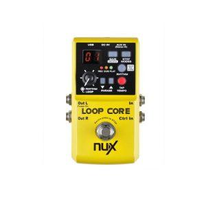 nux loop core looper pedal