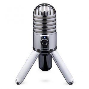 samson meteor usb microphone mic