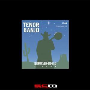 Thomastik-Enfeld Banjo 5 String Set 12/40 Bluegrass Banjo 287/57550 57550 Strings