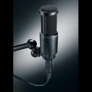 audio-technica-at2020-white-condensor-microphone-mic
