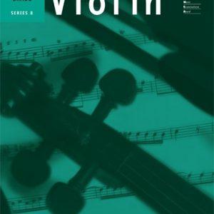 AMEB Violin Series 8 Preliminary Grade Book