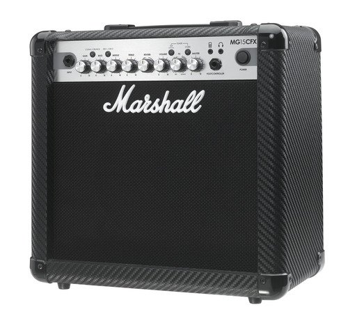 marshall mg15cfx guitar amplifier 15 watt mg combo amp south coast music. Black Bedroom Furniture Sets. Home Design Ideas