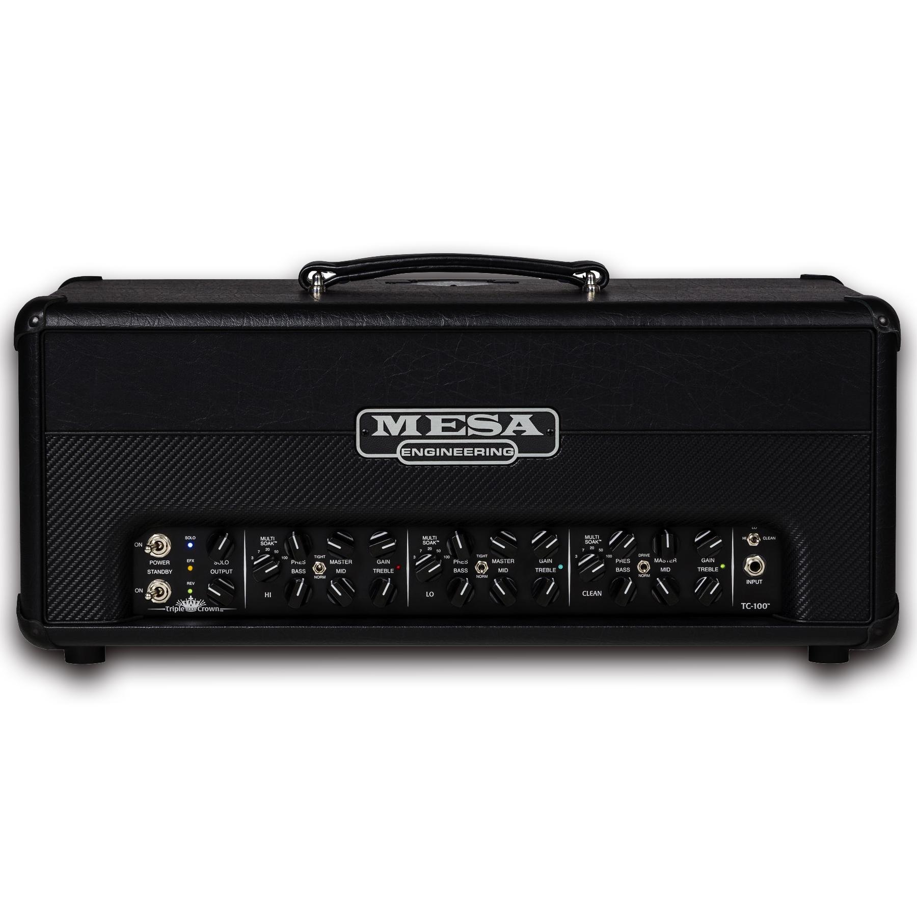 mesa boogie triple crown tc100 guitar amplifier head south coast music. Black Bedroom Furniture Sets. Home Design Ideas