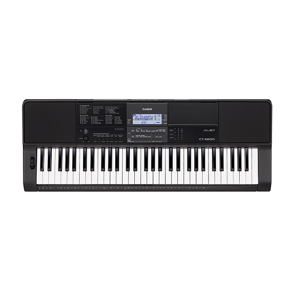 Casio CTX800 Touch Responsive Digital Music Keyboard CT-X800 with AiX Sounds